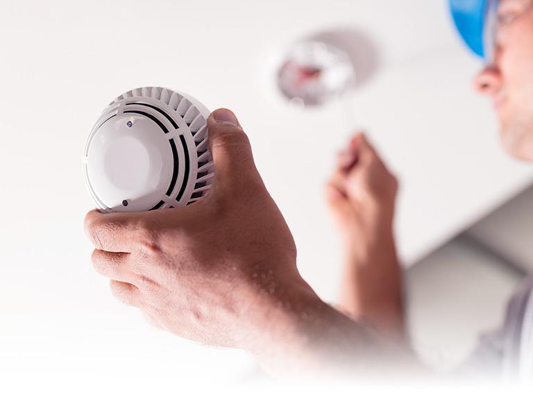 Montowanie alarmu